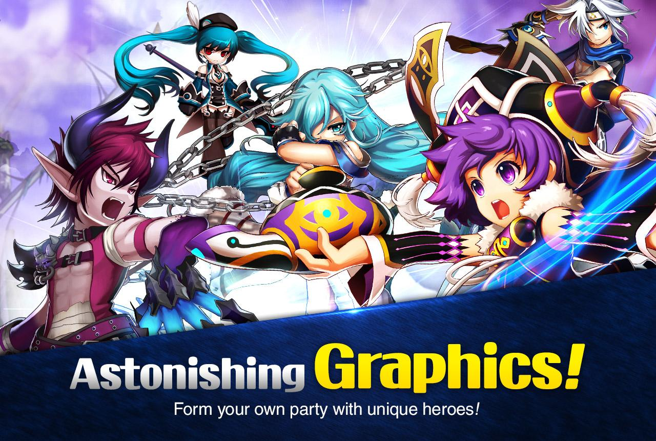 grandchase m android apps on google play