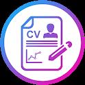 Free resume maker CV maker templates formats app icon
