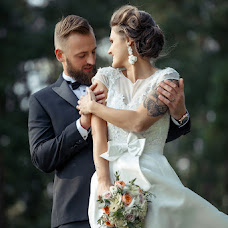 Wedding photographer Egidijus Gedminas (Gedmin). Photo of 09.11.2017