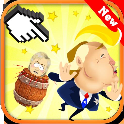 Trump vs Hillary Adventure