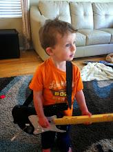 Photo: Finn Ready to Rock