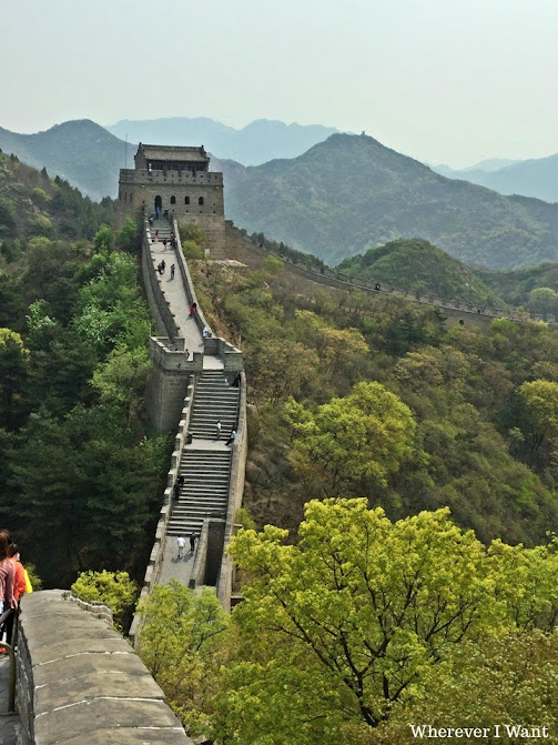 Great Wall of China | Guide to Badaling | Beijing | China | UNESCO | Great Wall Watch Tower | Watchtower