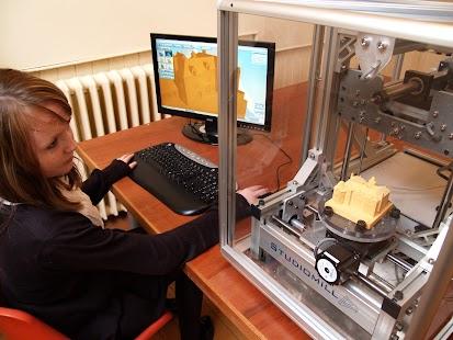 3D CNC Manual For CAD/CAM - náhled