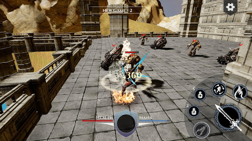 Code Triche Shadow Striker APK MOD screenshots 4