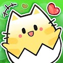 EggshellCat: Raise the Cats! icon