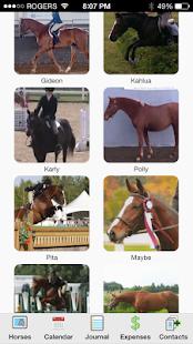 HorseNotes - screenshot thumbnail