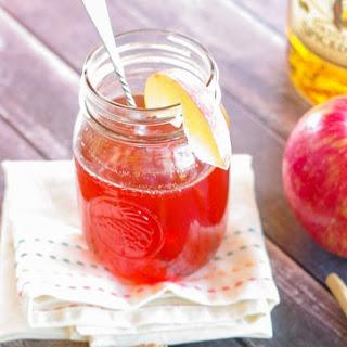 Spiked Apple Cider Tea