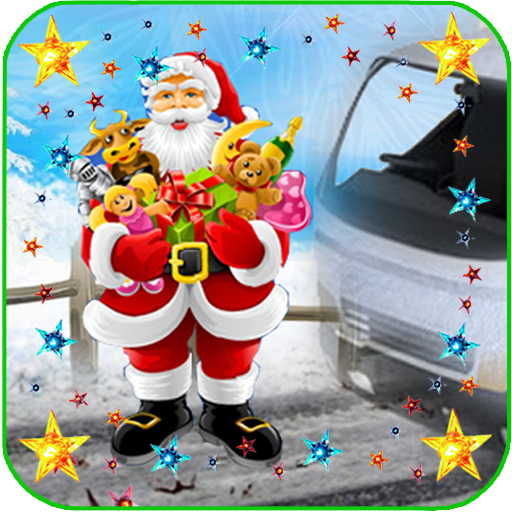 Santa Gift Delivery Truck (game)