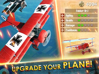 Battle Wings - Action Flight Simulation - náhled