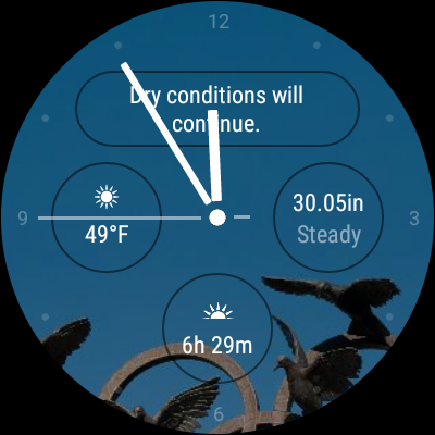 Screenshot 20 for The Weather Channel's Android app'