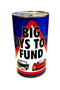 Sparbössa big toys