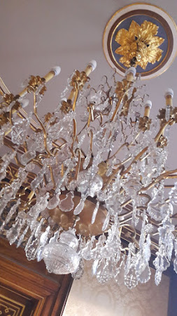 Restoration of antique chandeliers