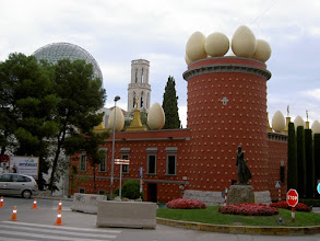 Photo: The Torre Galatea Figueras (Spain)