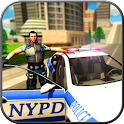 Police Detective Criminal Case icon