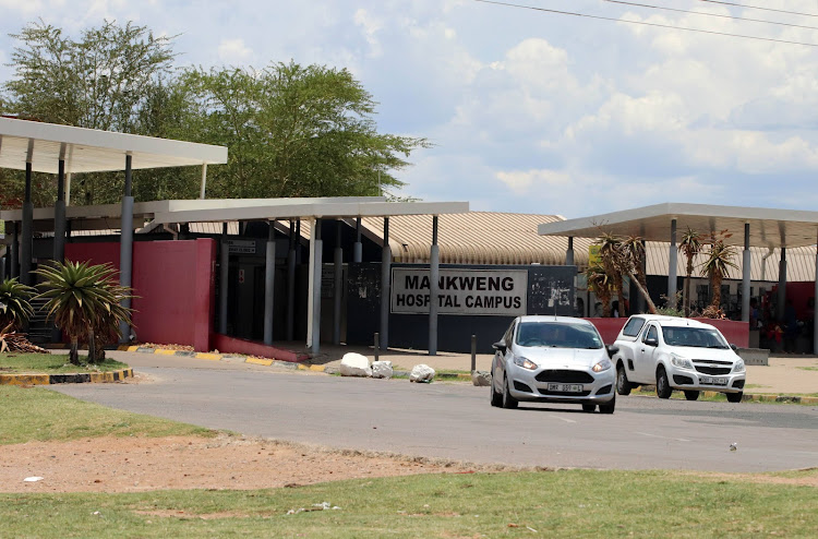 A child's dead body is rotting at the Mankweng Hospital mortuary.
