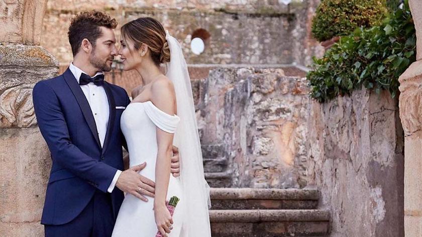 Rosanna Zanetti publica una nueva foto de su boda con Bisbal