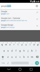 Chrome Canary (Unstable) APK screenshot thumbnail 3