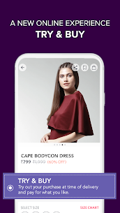 Myntra Online Shopping App – Shop Fashion & more App Latest Version Download For Android and iPhone 7