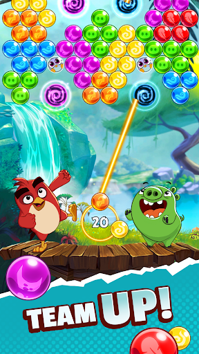 Angry Birds POP 2: Bubble Shooter 1.1.1 screenshots 1