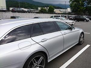 Eクラス ステーションワゴン W213 E200 アヴァンギャルドのカスタム事例画像 Dainさんの2019年07月06日16:04の投稿