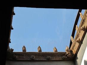 Photo: It.s3S231-141007Pompéï, site archéo, 'Domus di Casca Longus', atrium, ouverture sur ciel et gargouilles  IMG_5527