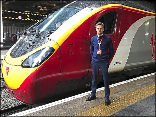 Ngành lái tàu hỏa ở Đức mang lại mức lương vô cùng hấp dẫn
