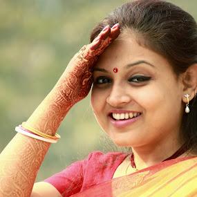 Salute to Life by Anindya Sengupta - Wedding Getting Ready ( wedding )