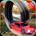GT Car Impossible Tracks - Crazy Ramp Car Stunts icon