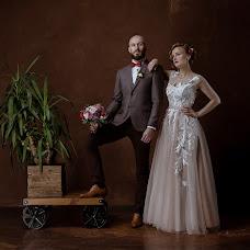 Wedding photographer Alesya Reutova (Lesia). Photo of 24.10.2017