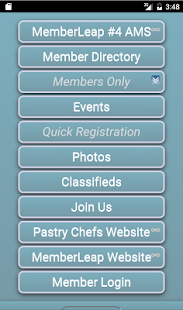 Pastry Chefs of America- screenshot thumbnail