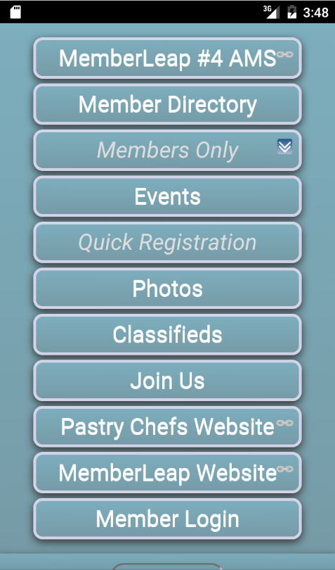 Pastry Chefs of America- screenshot