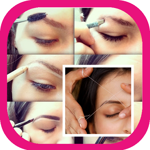DIY Eyebrow Make Up (app)