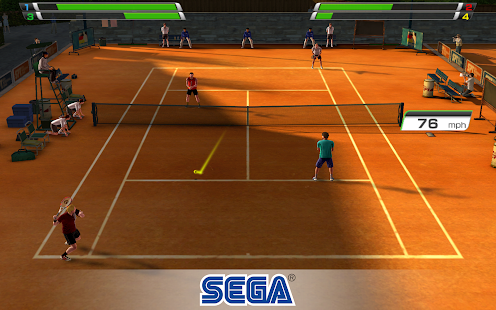Virtua Tennis Challenge- screenshot thumbnail