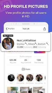 Profile+ Followers & Profiles Tracker 5