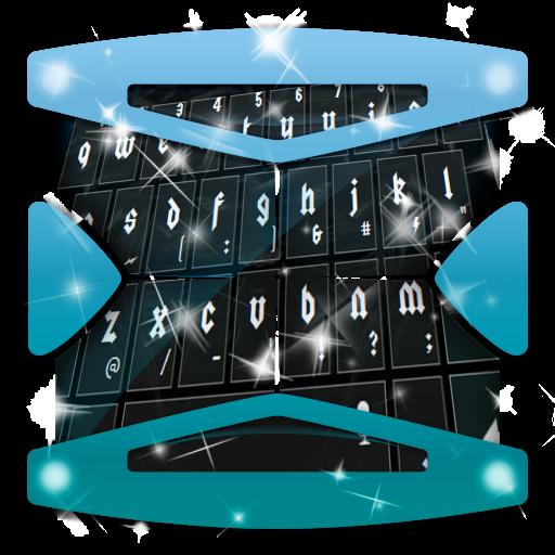 個人化App|黑色形狀銀河 LOGO-3C達人阿輝的APP