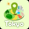 TokyoParksNavi icon