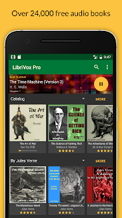LibriVox Audio Books Free- screenshot thumbnail
