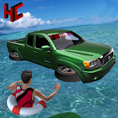 Beach Flood Rescue Lifeguard Games