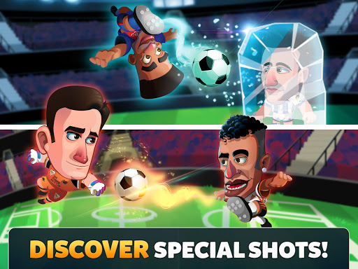 Head Soccer La Liga 2018 screenshot 9