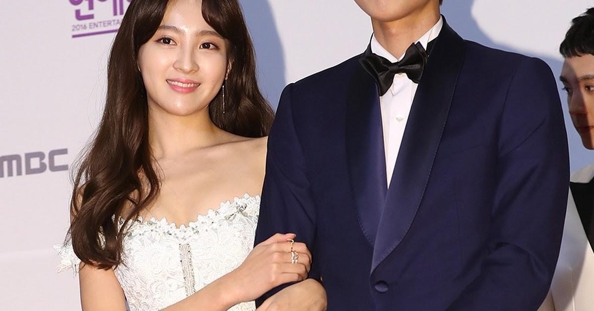 Taemin and naeun dating in real life