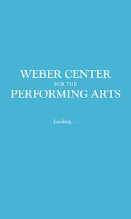 Weber Center Arts - náhled