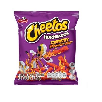 snack cheetos flamin hot 110gr