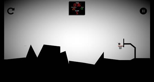 Infinite Basketball Free screenshot 2