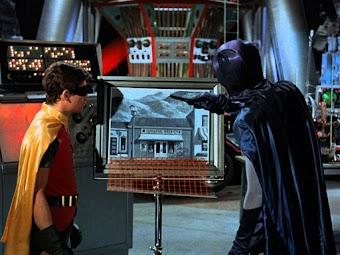 Season 1, Episode 26 Batman Sets the Pace