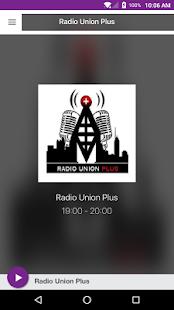 Radio Union Plus - náhled