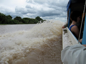 Photo: Year 2 Day 41 -  On the Wide River