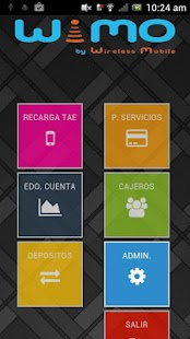 Download WiMO Recargas & Servicios For PC Windows and Mac apk screenshot 2