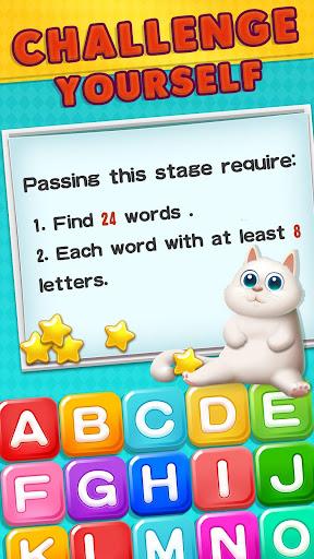 Word Crossy! - A Crossword Scrabble Puzzle  screenshots 4