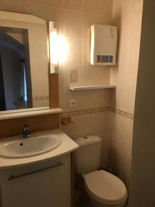 Location appartement meublé 2 pièces 32,51 m2