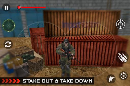 Sniper Invasion: 3D Sniper Game 2.0 screenshots 4